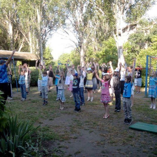 школьный лагерь отдыха «Ган-Исраель»