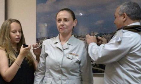 Все больше женщин получают звание генерала ЦАХАЛа