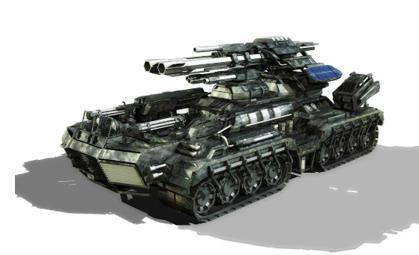 Новый танк-робот будет принят на вооружение ЦАХАЛ в 2020 году