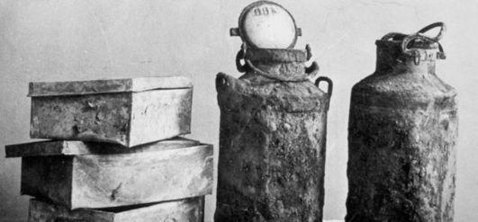 Холокост из бидона