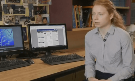Спасти тысячи жизней: юная иммигрантка из Украины создает уникального ДНК-робота в США