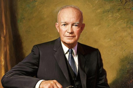 Дуайт Эйзенхауэр, спаситель жертв Холокоста