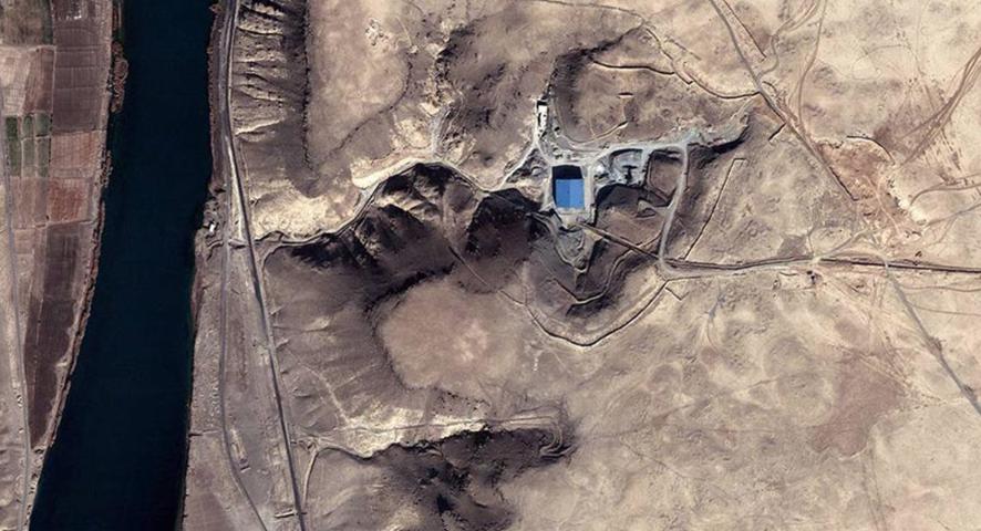 Тайная северокорейско-израильская война