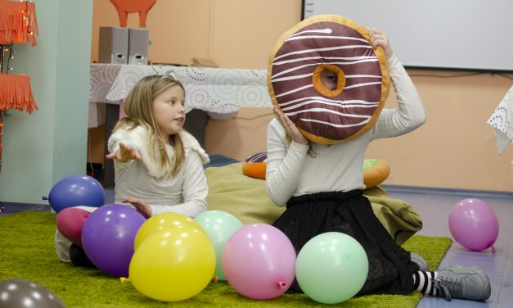 Ханукальное мероприятие для детей JFuture