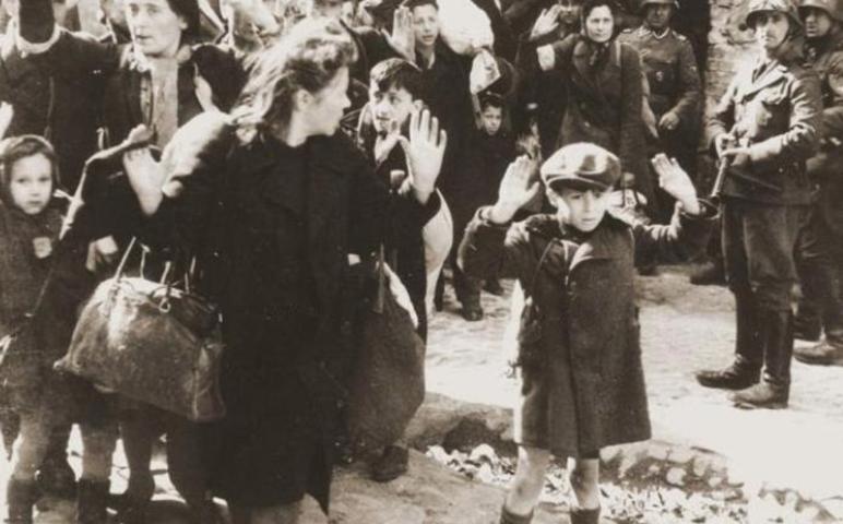 Поймать архитектора Холокоста
