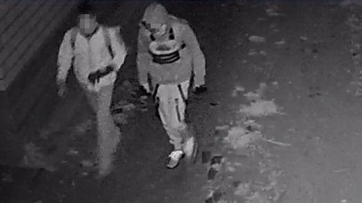 СБУ встановила особи та затримала двох підпалювачів синагоги у Херсоні