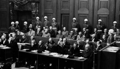 Комментарий: Нюрнберг, 75 лет спустя