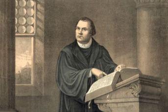 Реформатор Мартин Лютер и евреи