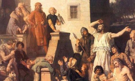 ЖИЗНЬ ЕВРЕЕВ ЦЕНТРАЛЬНОЙ ЕВРОПЫ В СРЕДНИЕ ВЕКА