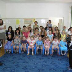 Наконец, наши дошкольнята стали первоклассниками!